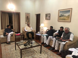 Total unanimity between Congress, NCP on Maharashtra: Chavan