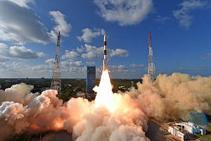 India launches Radar Imaging Earth Observation Satellite RISAT-2BR1 into orbit