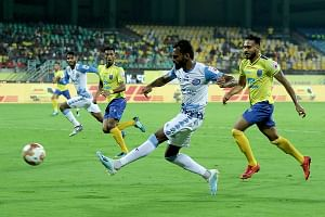Football: Raphael Messi's brace salvages the day for Kerala against Jamshedpur