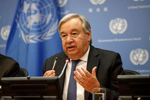 As COVID deaths pass two million worldwide, UN chief warns against self-defeating 'vaccinationalism'