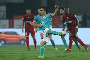 Football ISL: Bengaluru beat NorthEast United to move to the top