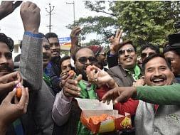 Congress-JMM-RJD alliance set to form govt in Jharkhand