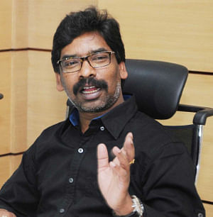 Hemant Soren (File photo: IANS)