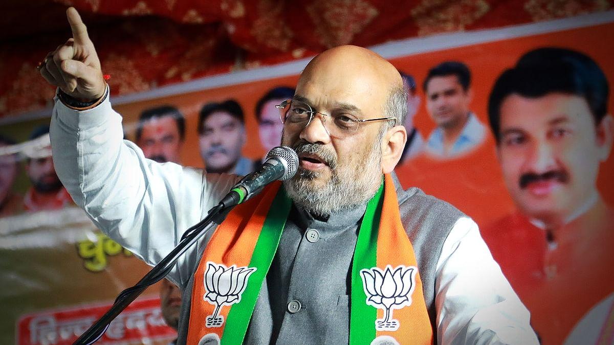 In BJP's Delhi campaign, 'Hindu samrat' Amit Shah sells Kashmir, Ayodhya, JNU and CAA