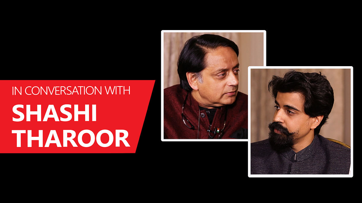 Digital Policy series: Shashi Tharoor speaks about internet shutdowns, privacy and security