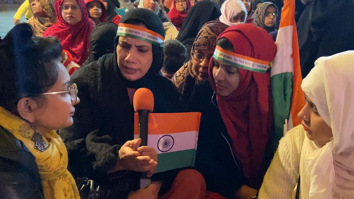 Shaheen Bagh and the spiralling hostility against 'Godi Media'