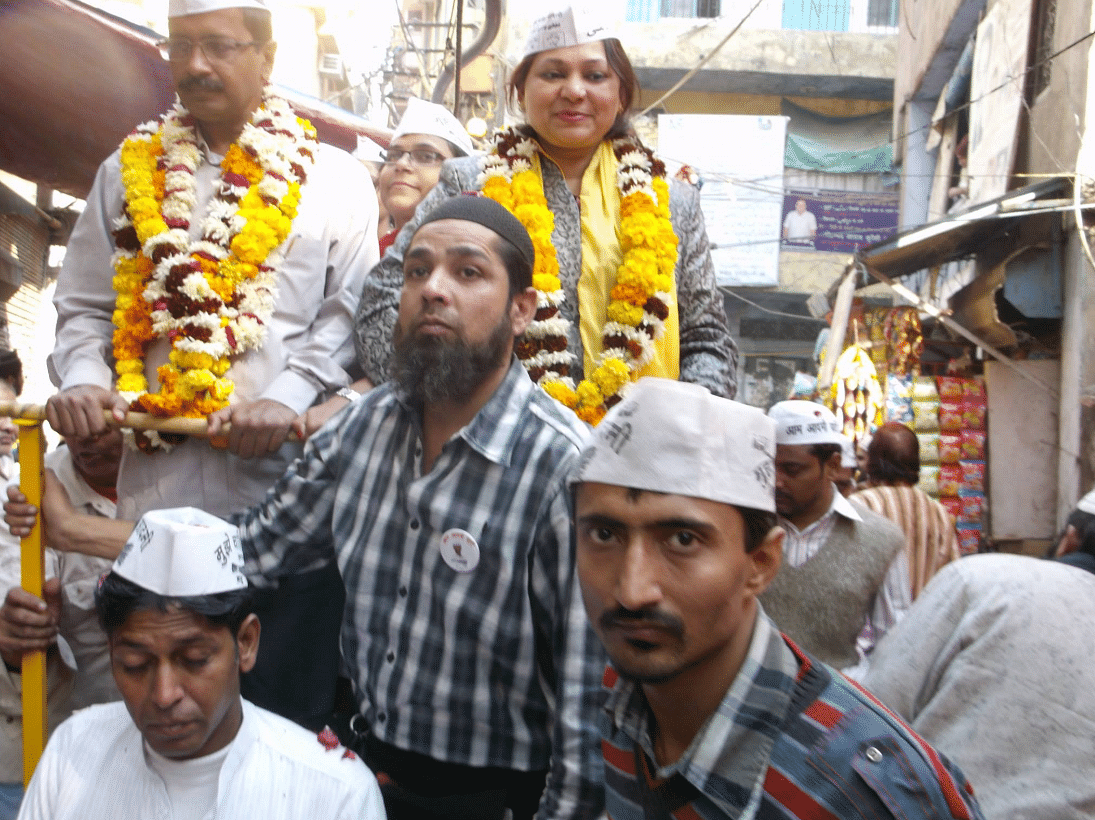 Arvind Kejriwal had to wait six hours to file his nomination. What caused the delay?