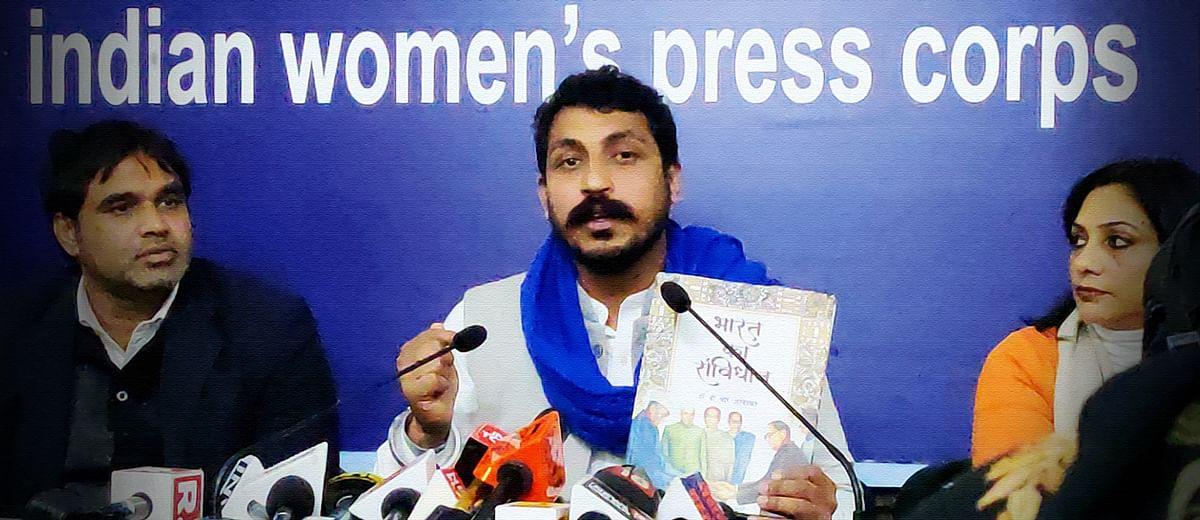 'I'll read my 'inflammatory speech' everyday': Chandrashekhar Azad says before going into exile