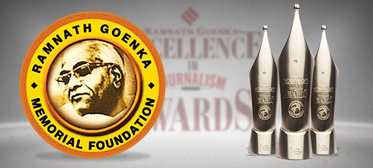 हिंदी पत्रकार शादाब, सर्वप्रिया और दिति को मिला रामनाथ गोयनका पुरस्कार