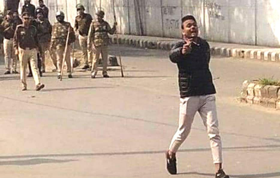 The shooter has been identified as Rambhakt Gopal