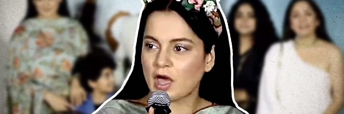 Kangana Ranaut is officially the Mad Queen of Bollywood