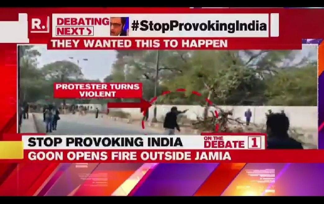Jamia shooting: Know the companies that brought you Republic TV's misinformation campaign