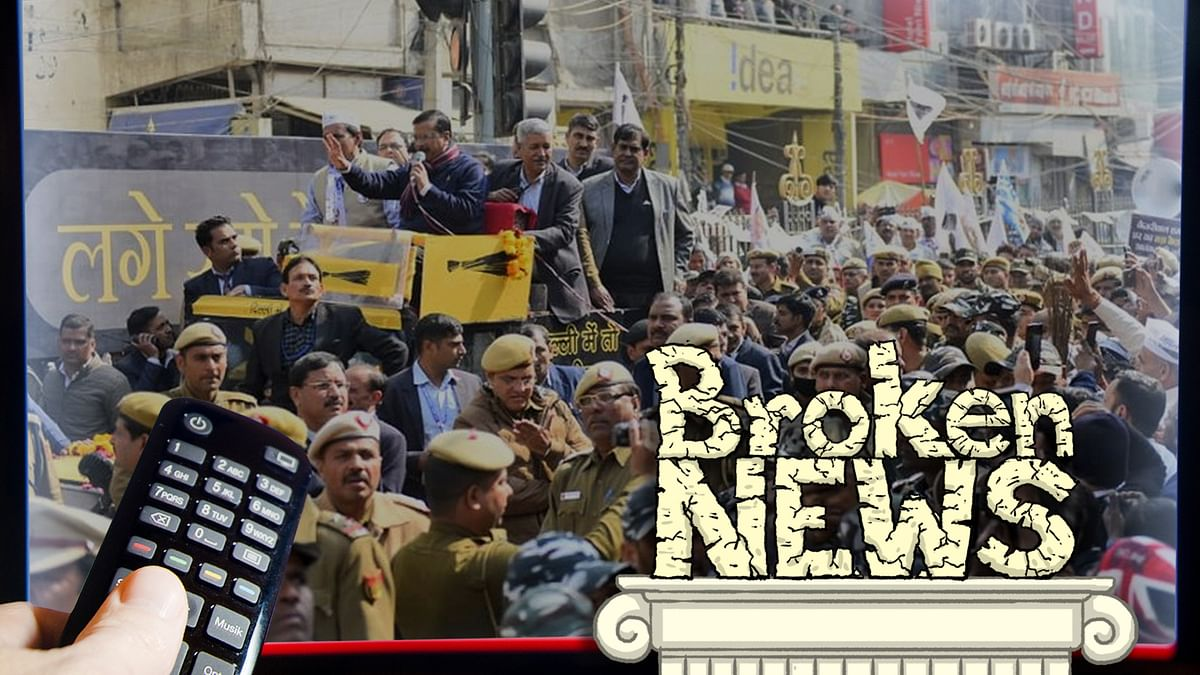 Delhi election and why voters ignored BJP's hate campaign amplified by TV news