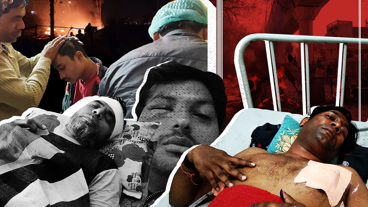 A tale of two hospitals overwhelmed by Delhi's communal carnage