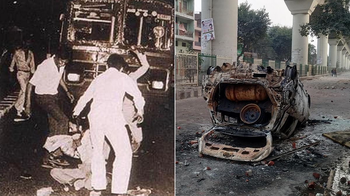 I reported on the 1984 carnage in East Delhi. Now, I'm reliving the horror