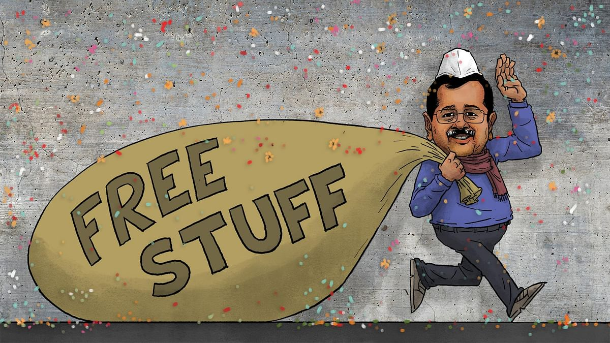 Arvind Kejriwal's freebie economics, and why it's not what it seems