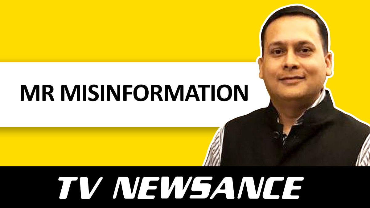 TV Newsance Episode 77: Delhi election and Amit Malviya's fakery