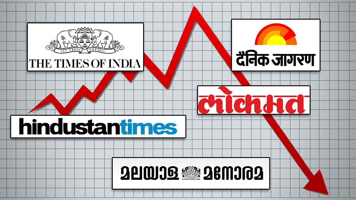 Is India's newspaper industry dying?