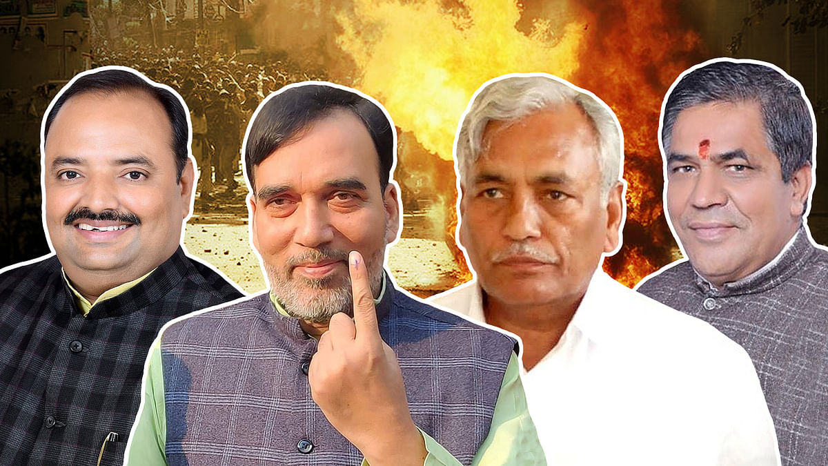 What are eastern Delhi's MLAs doing to contain the communal riots? We asked them