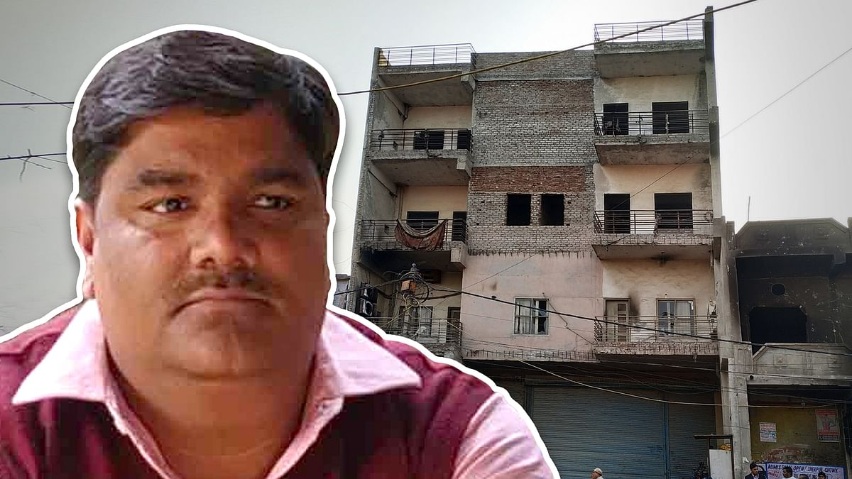 Indian media has made Tahir Hussain the face of Delhi riots. What's the evidence?