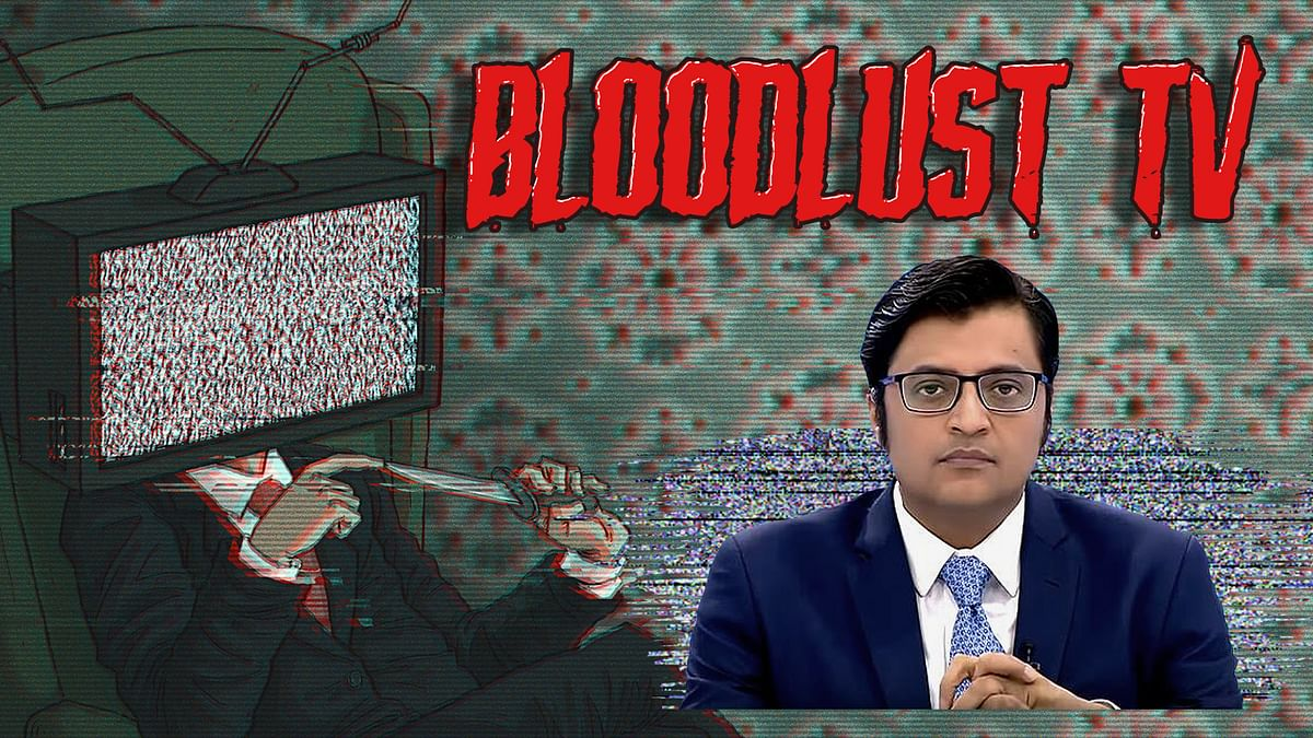 Who funded Arnab Goswami's communal tirade over Palghar lynching?