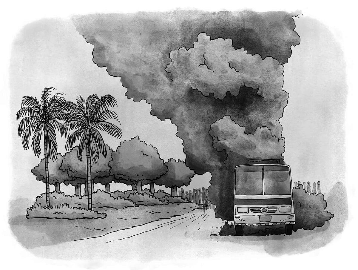 Cauvery: A basin on the burn