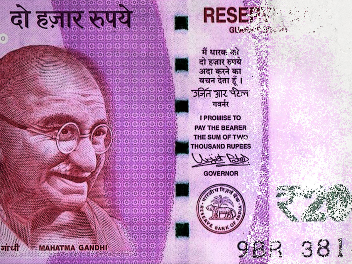The mystery of the disappearing Rs 2,000 note