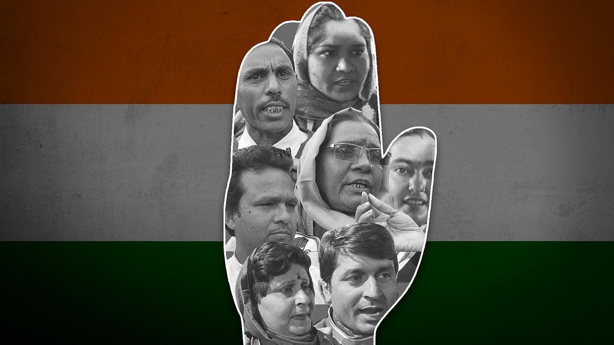 राहुल गांधी की रैली में पहुंचें कांग्रेस कार्यकर्ताओं ने दिल्ली चुनाव के नतीजे को लेकर किया ये दावा
