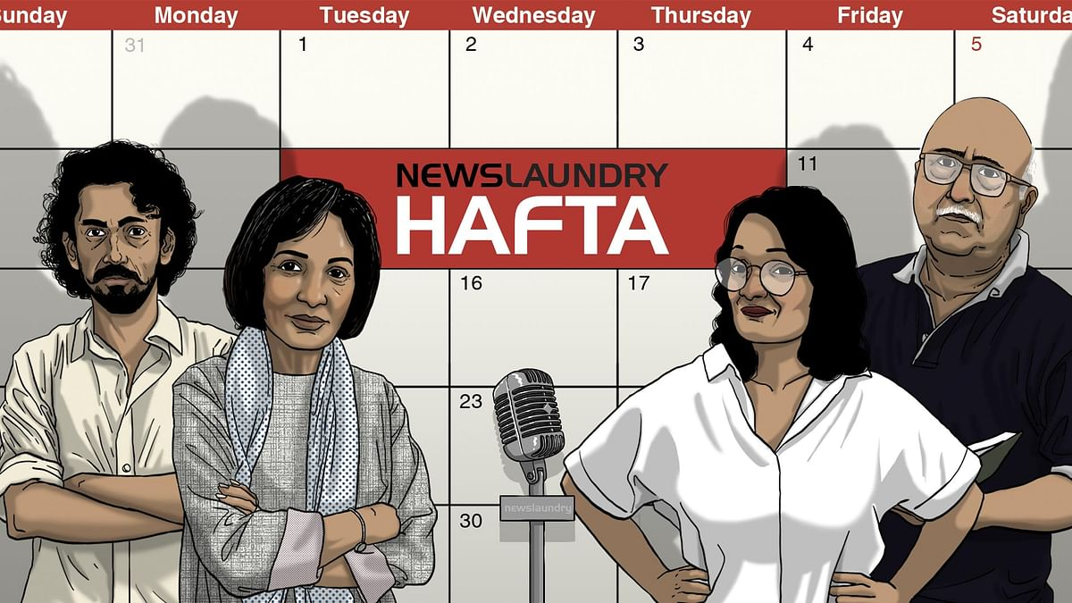 Hafta 299: Zee News on Delhi riots, federalism in India, and the state of Opposition parties in Kashmir