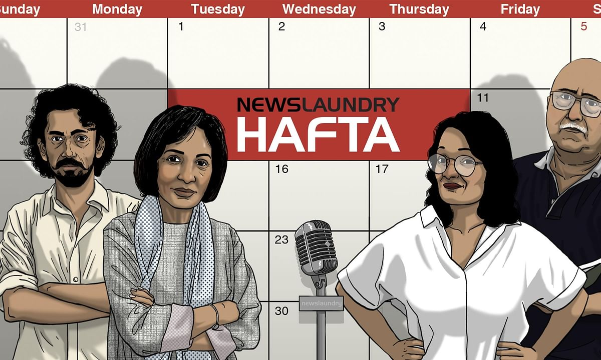 Hafta 270: Tablighi Jamaat, Covid-19 testing in India, media coverage of the outbreak, and more