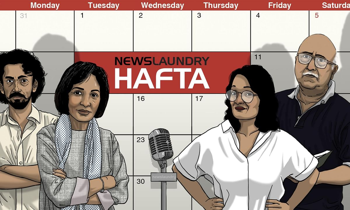 Hafta 293: The path to economic recovery, Kangana Ranaut's office demolition, and print vs TV news media