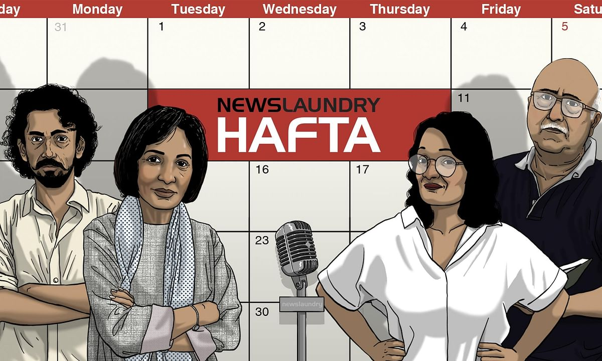 Hafta 269: India's lockdown, the role of journalists during a crisis, police brutality, and more