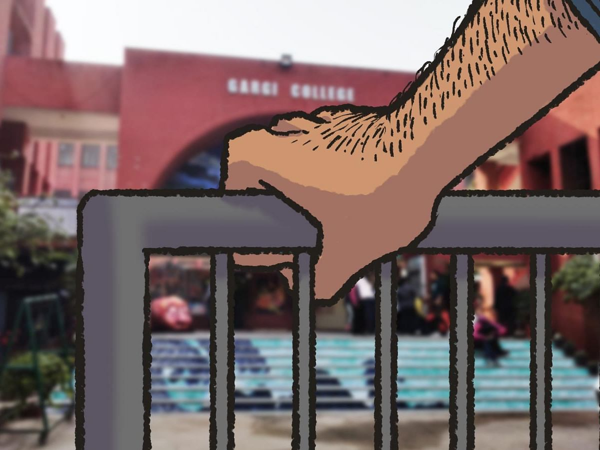 'They were drunk men': Who caused the mayhem at Gargi College?