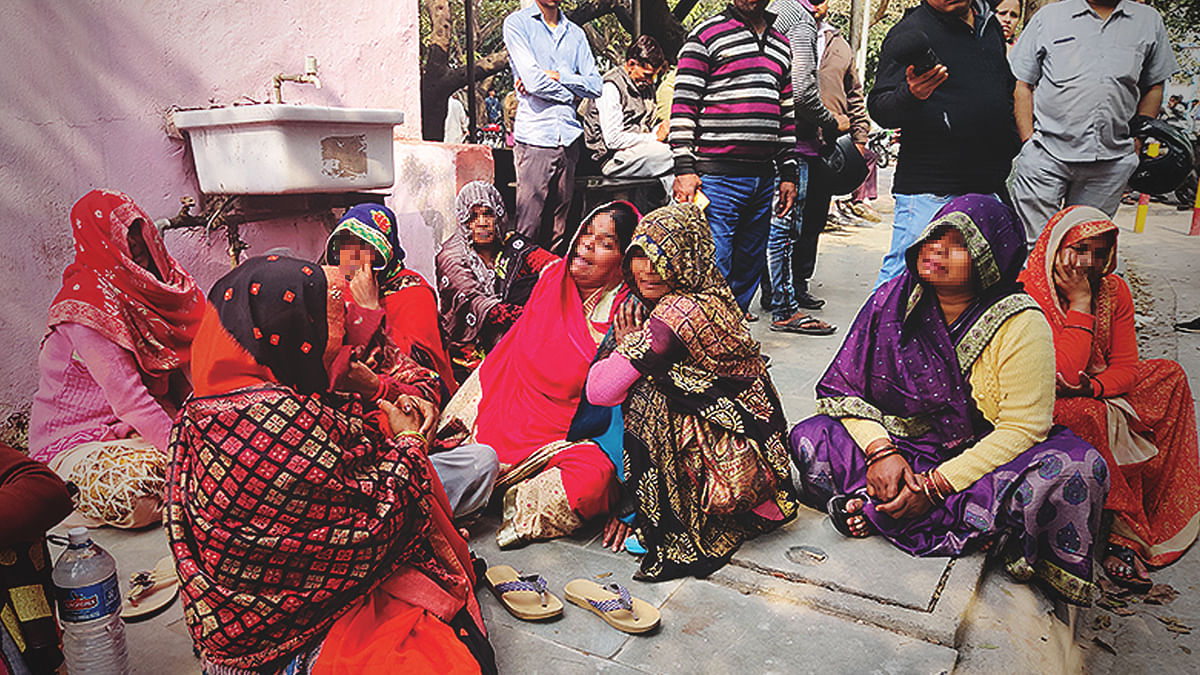 'There was love first, now everything is over': Families of victims of the Delhi violence may never go home