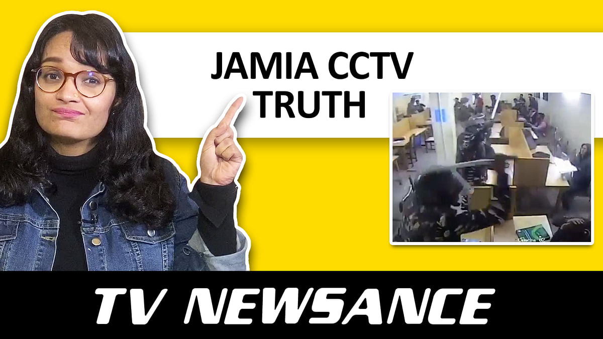 TV Newsance Episode 79: Jamia CCTV truth and Zee's Street Fight