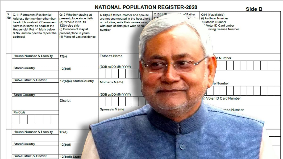 Backing CAA but rejecting NRC is typical election-mode Nitish Kumar