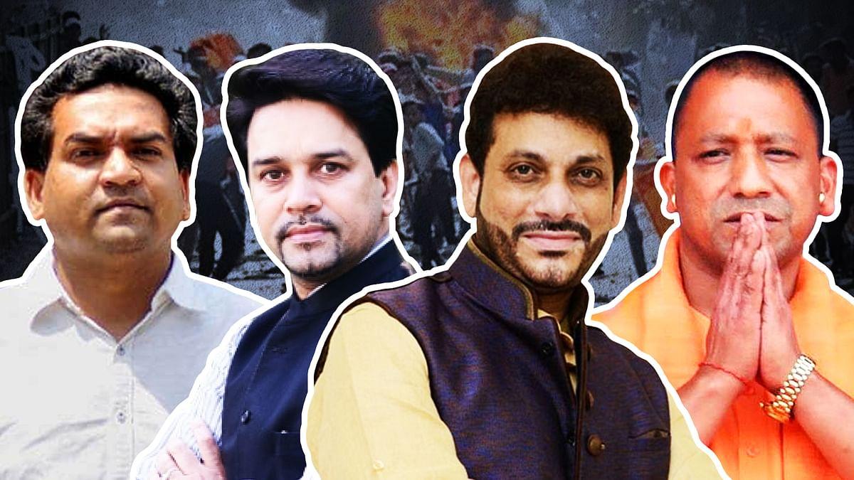 Delhi violence: Meet the politicians taken to court for hate speech