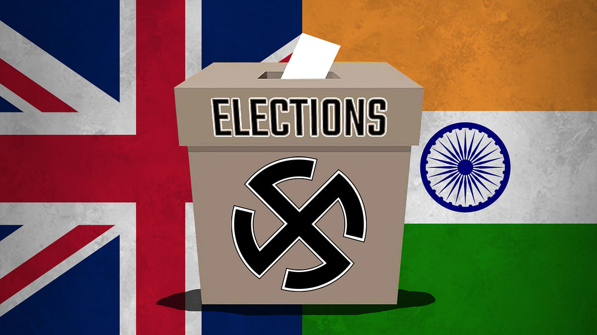 As Delhi prepares to vote, an Indian reminisces about voting in Britain