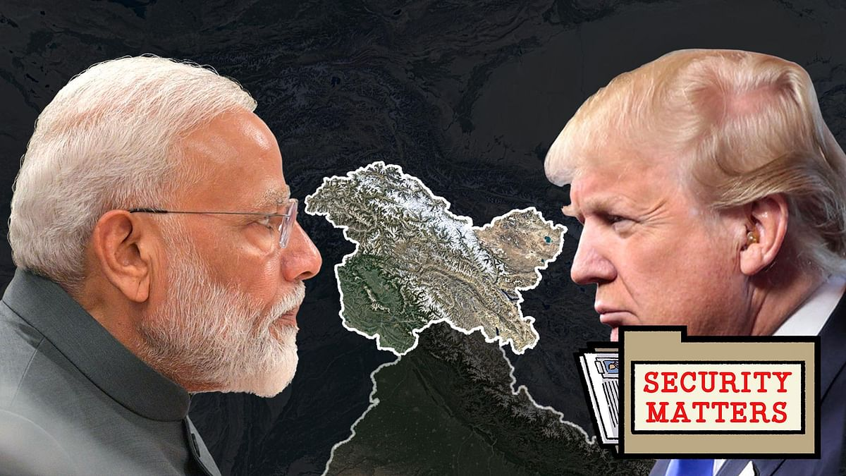 If Donald Trump brings up Kashmir or troops in Afghanistan, India should put Gilgit on the table