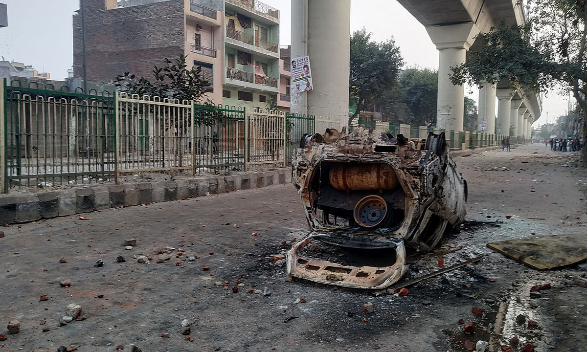 'This is Hindu awakening': What exactly happened in North East Delhi over the past two days