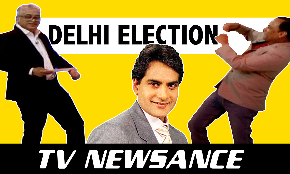 TV Newsance Episode 78: Sudhir Chaudhary's pain, and more