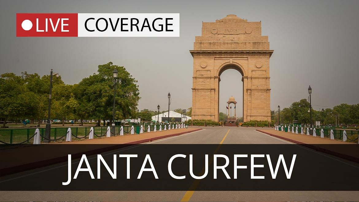 Janta Curfew: Here's how TV news covered it in real time