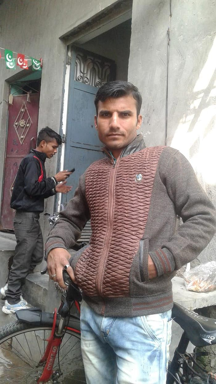 Bhure Ali, 30, was murdered on February 26.