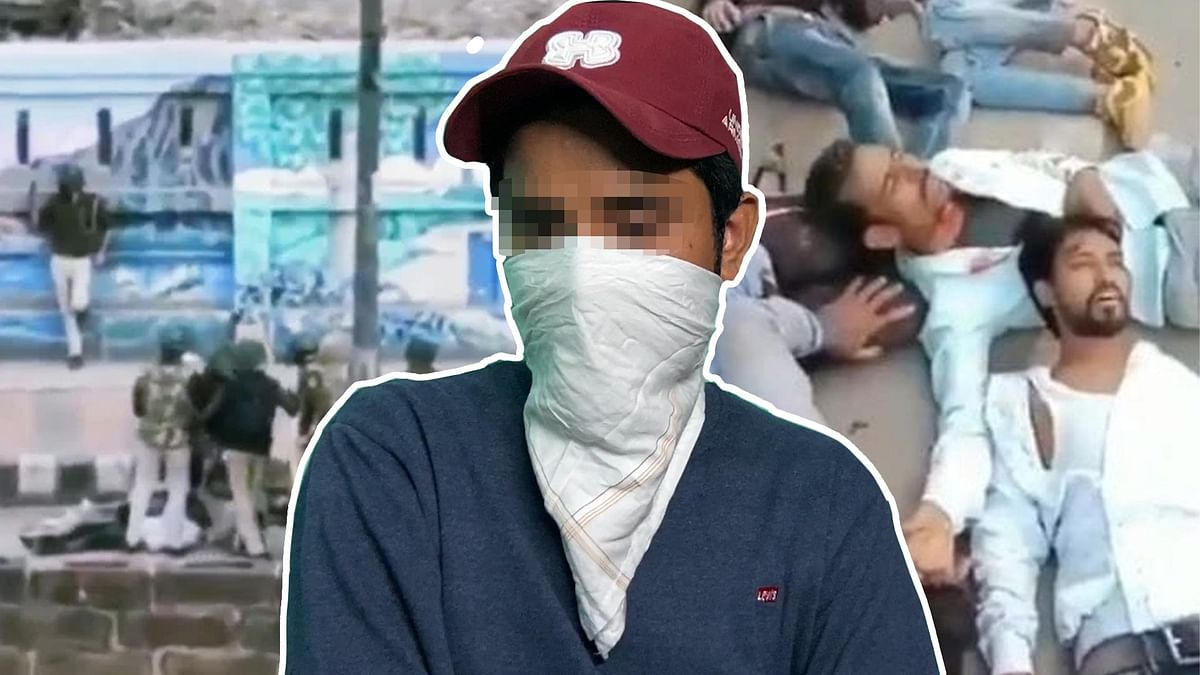 Delhi riots: Man who shot national anthem video recounts what he witnessed
