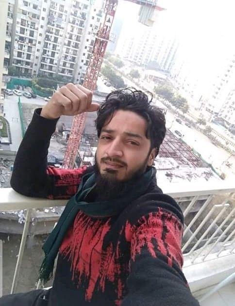 25 साल के हमजा की 26 फरवरी को हत्या कर दी गई थी.