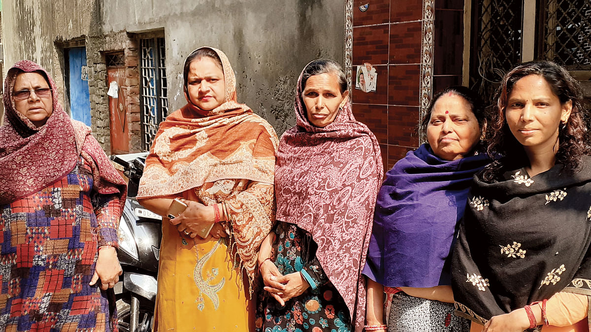 Molested, beaten, and in shock: Women and children recount surviving the Delhi carnage