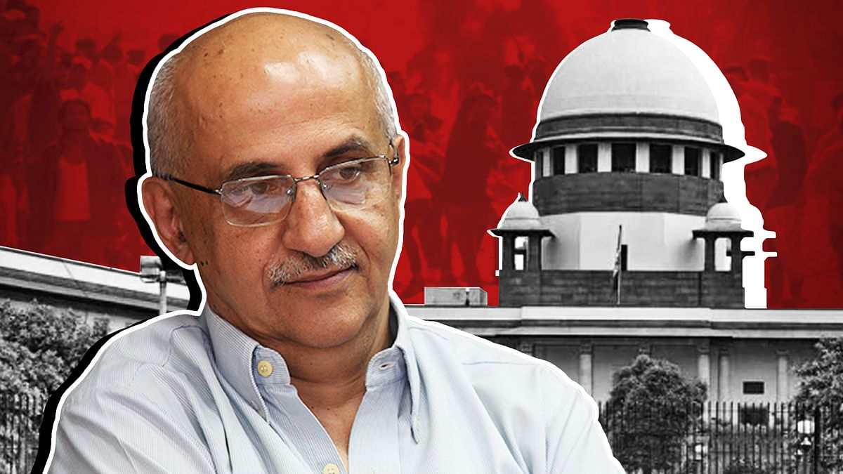 'Nothing objectionable in Harsh Mander's speech': Counsel tells Supreme Court