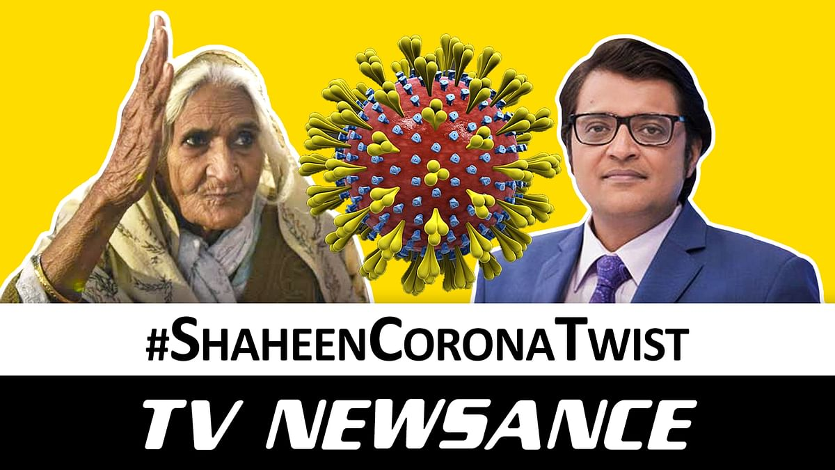 TV Newsance Episode 82: Arnab Goswami's Shaheen Bagh obsession continues