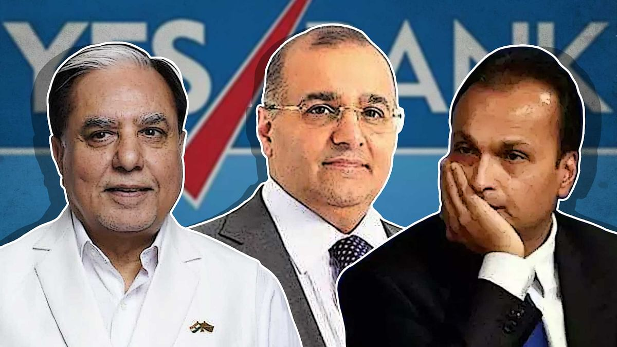 Ambani, Wadhawan and Chandra: The three ex-billionaires who said 'yes' to bank's fall