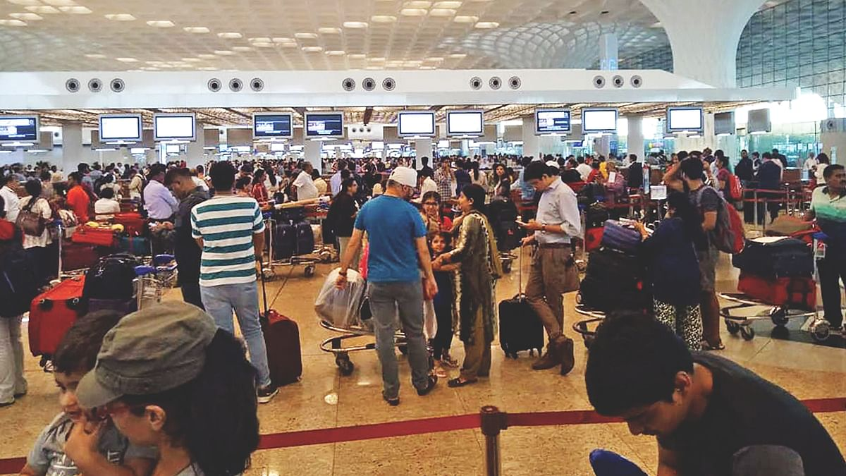 Travel bans and cancelled flights: Stranded during a pandemic